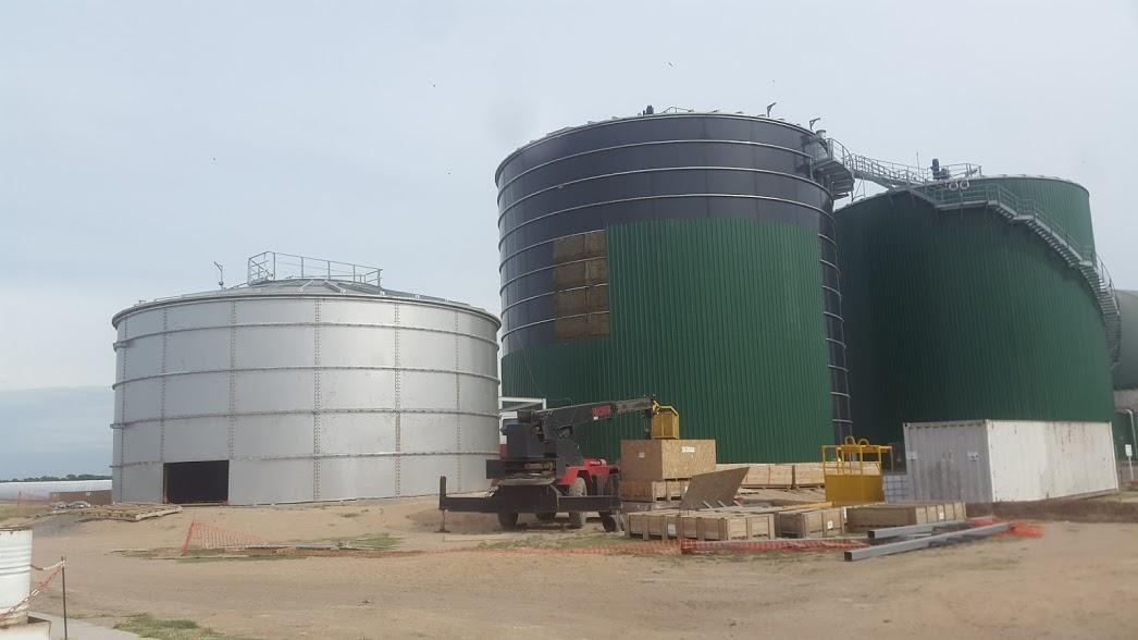 Biogasanlage RIO CUARTO 1 - Krieg & Fischer GmbH