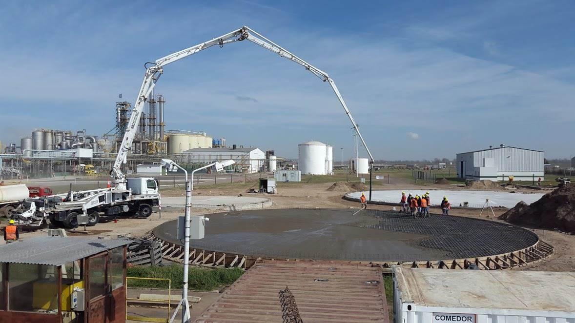 Biogasanlage RIO CUARTO 2 - Krieg & Fischer GmbH